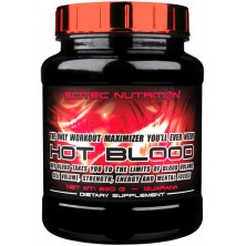 Scitec Nutrition Hot Blood (820 g)